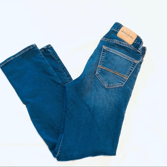 1f597d1f1424d abercrombie kids Bottoms | Girls Skinny Jeans Slim 14 Blue | Poshmark